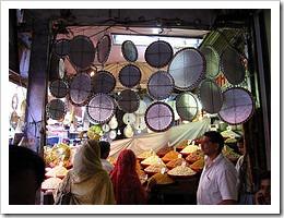 Spice Markets in Delhi