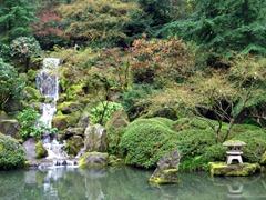Portland Japanese Gardens