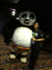 Me and Kung Fu Panda