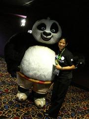 Me and Kung Fu Panda