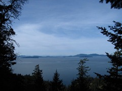 View of Samish Bay